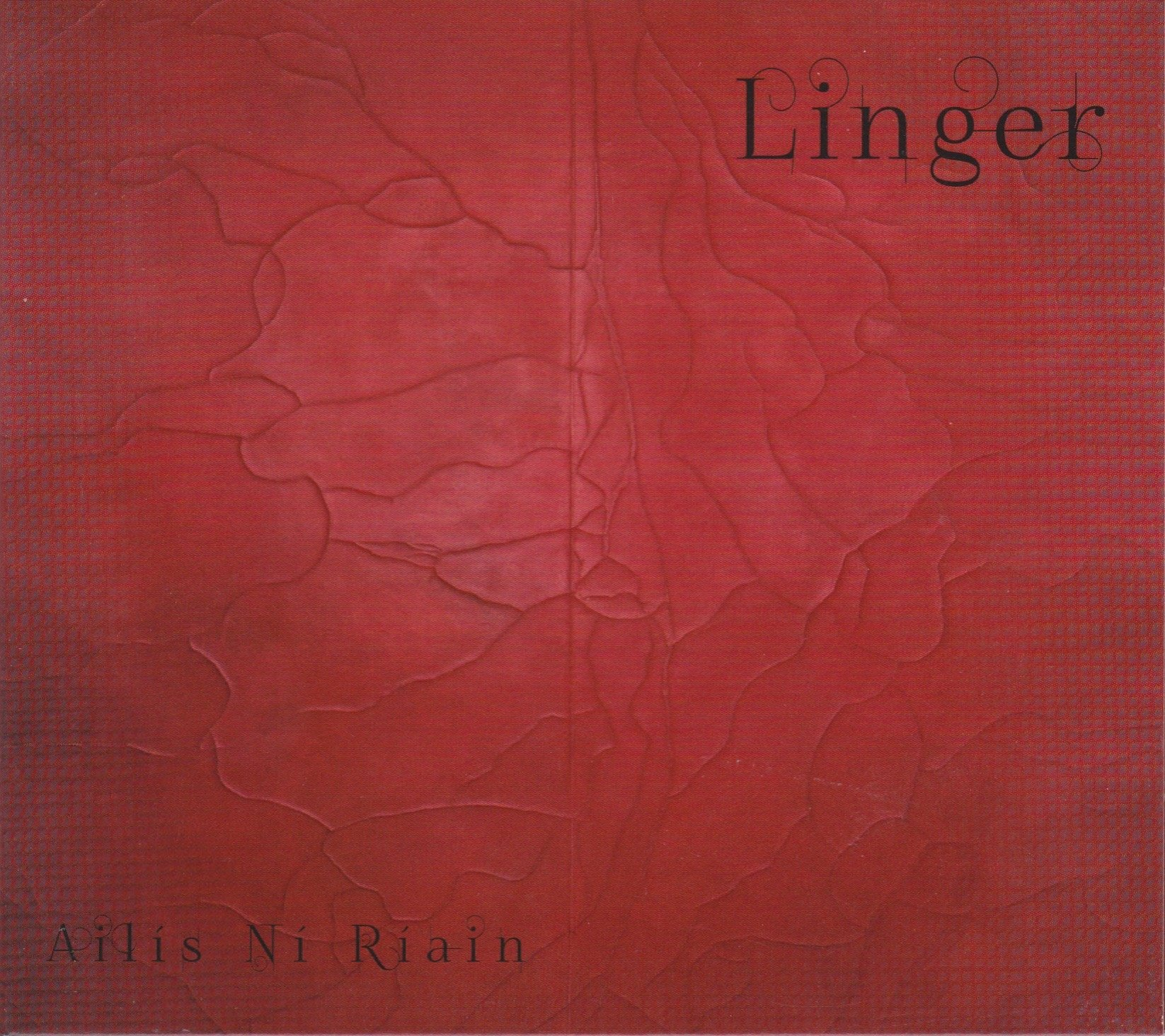 CD cover of Linger