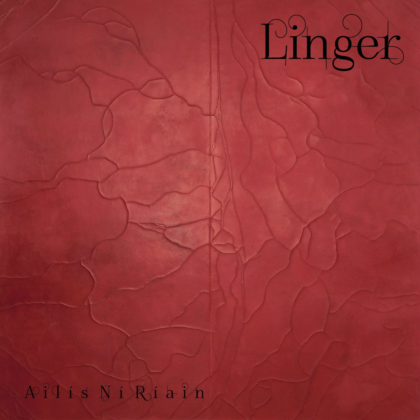 CD cover for Linger