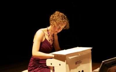 Xenia Pestova plays Soberado, Cambridge, UK