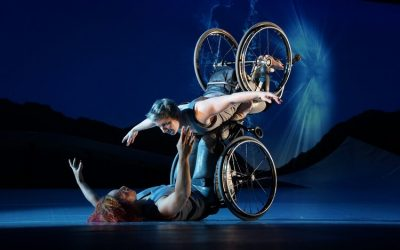 Kinetic Light Dance Collaboration New York 2019-2020