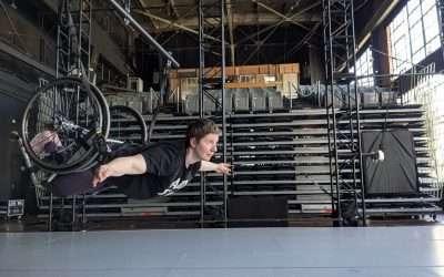 Kinetic Light Dance Theatre Collaboration USA